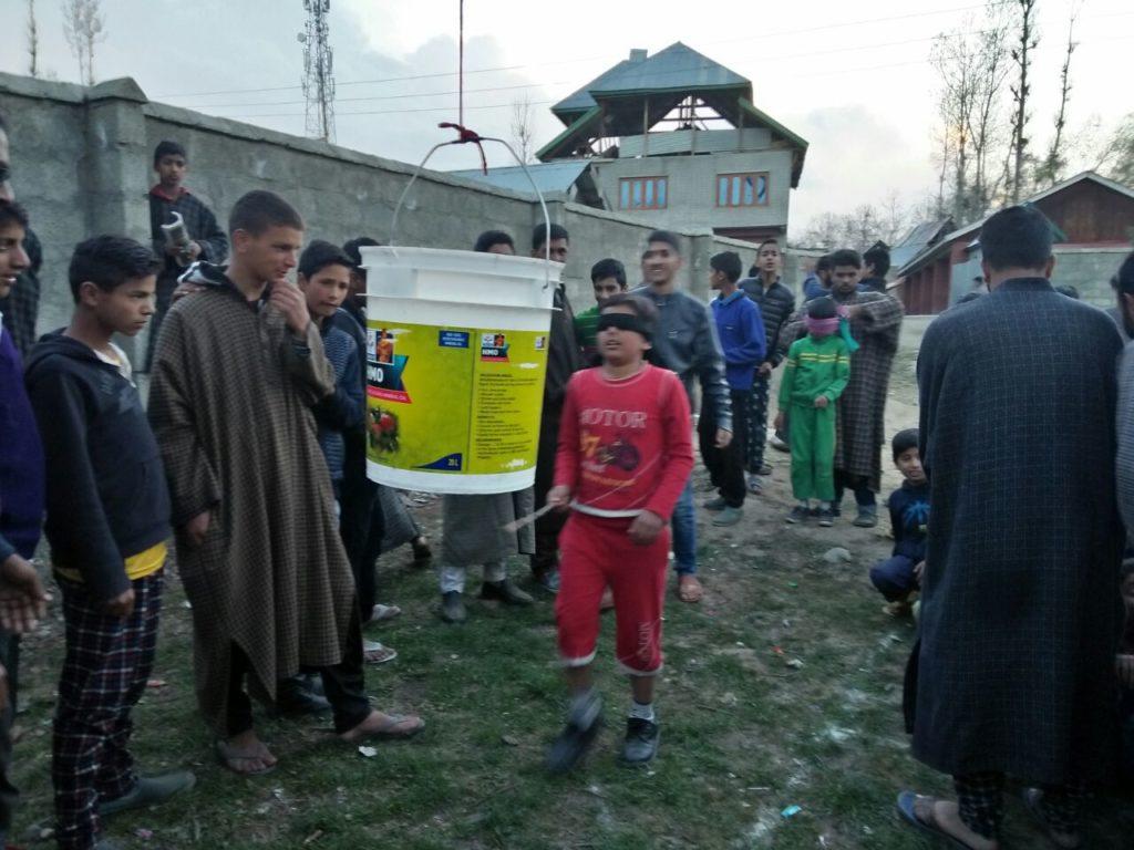 "Majlis Khuddamul Ahmadiyya Reshinagar, Jammu & Kashmir Conducts ""Atfal Week""."