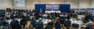 Head of Ahmadiyya Muslim Community Delivers Keynote Address to First International Ahmadiyya Muslim Research Association Conference