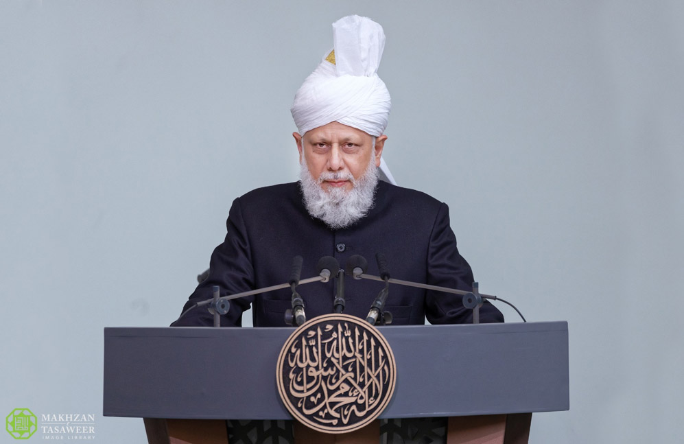 The Head of Ahmadiyya Muslim Community Addresses Coronavirus Pandemic