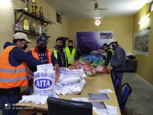 Feeding the Needy People in Extreme Conditions: A Brief Islamic Perspective
