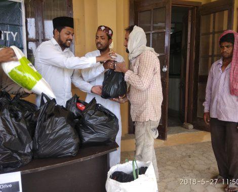 Annual Food and Charity Drive MKA Qadian.