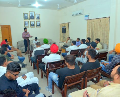 Connecting Hands - MKA Qadian