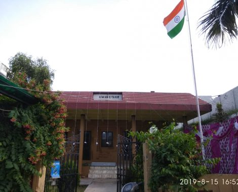 Independence day celebrations at Aiwan-e-Tahir Office of MKA Qadian